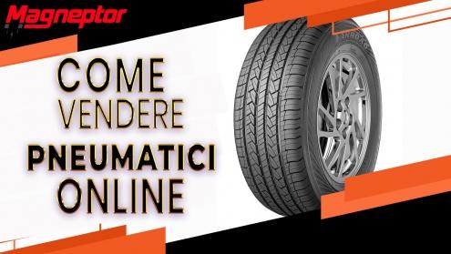 come vendere pneumatici online
