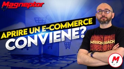 Aprire un sito e commerce conviene veramente