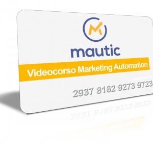 Video Corso Marketing Automation con Mautic